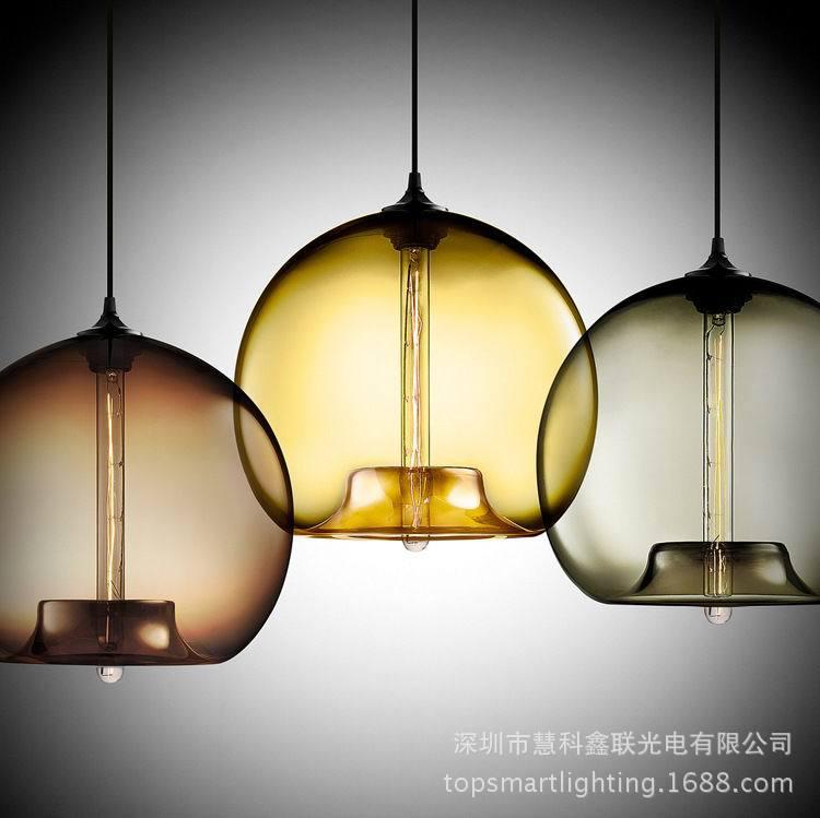 意大利设计款式餐吊灯现代简约欧式餐吊灯北欧简约宜家小资灯饰