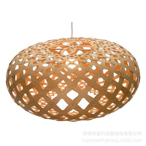 欧洲现代木艺吊灯,欧洲名师设计灯饰,田园风格餐吊灯,宜家灯饰