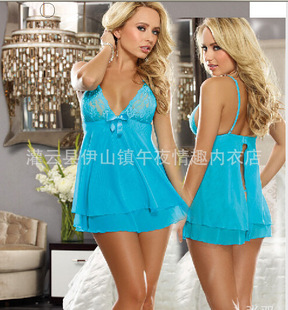 Midnight charm sexy lingerie wholesale Europe and the United XL sexy lingerie sexy lingerie sexy lingerie 4001