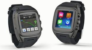 八核安卓智能手表新款4.42系统 微信GPS MTK6592拍照导航
