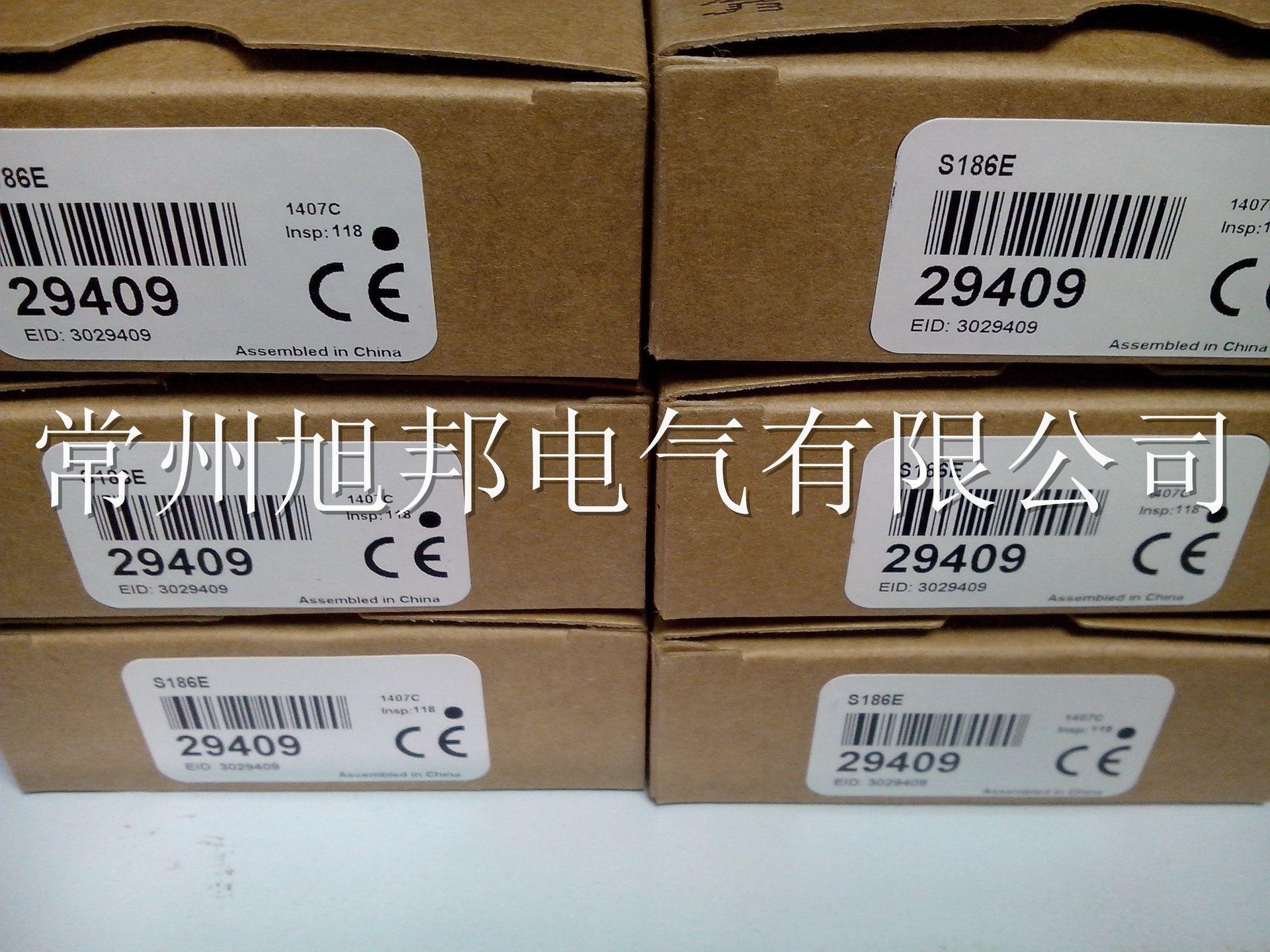 全新原装BANNER紧凑型光电传感器S186E丨江苏常州邦纳代理丨现货图片