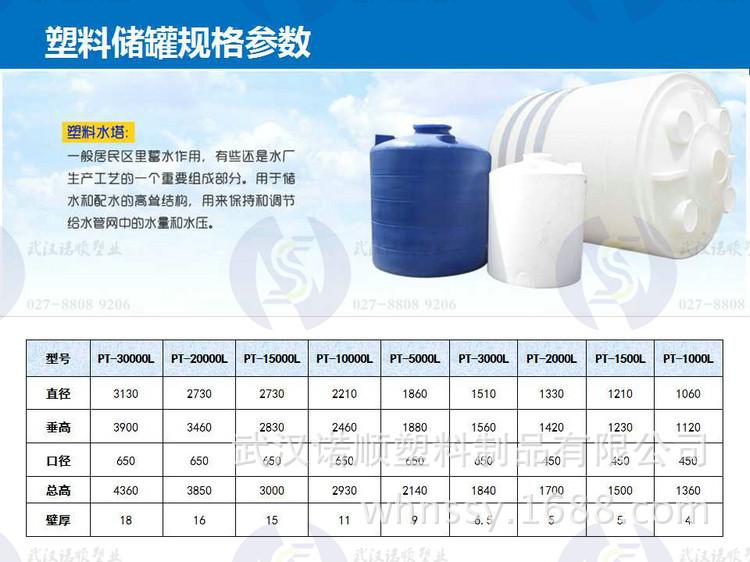 混凝土阻锈剂储罐 PE减水剂储罐