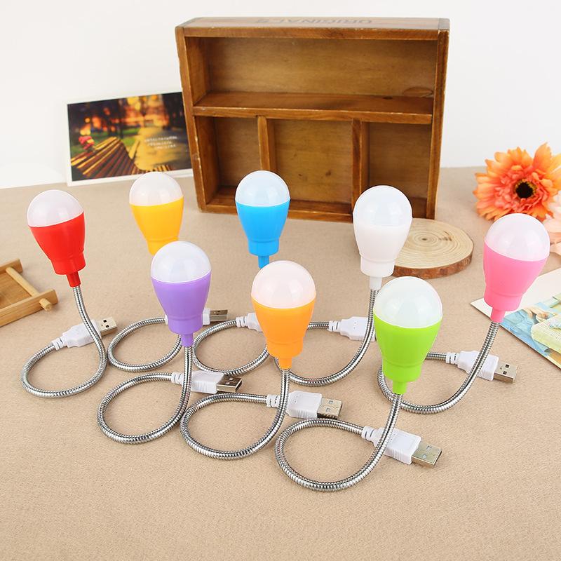 热销爆款led球灯泡 创意USB长线小台灯 旅行应急球灯泡 产地货源图片