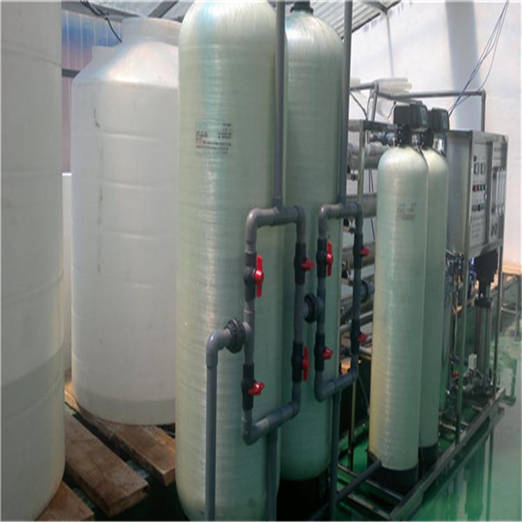 2吨反渗透纯水设备 (4)