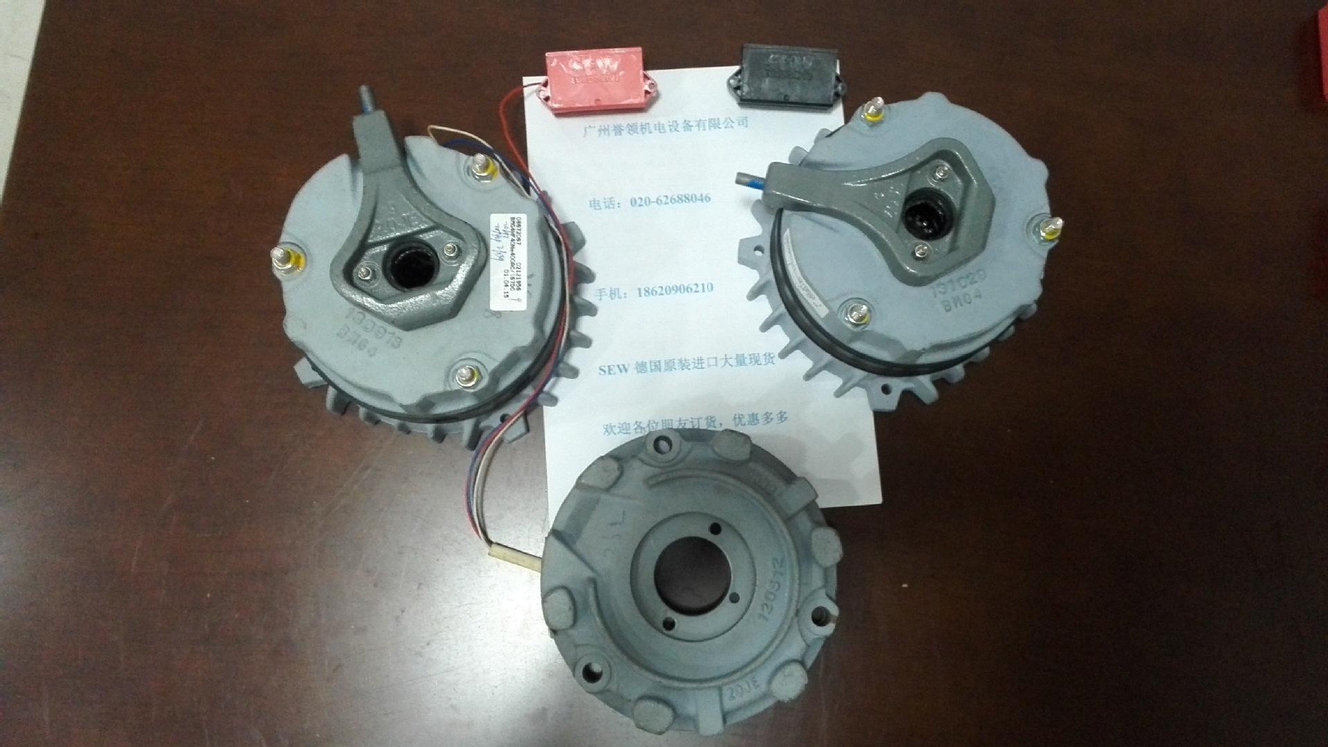sew减速器电机配件供应 SEW电机刹车,BMG05 5NM 400V制动