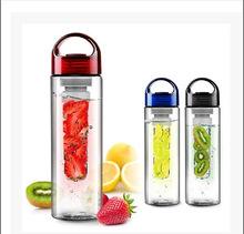 广告促销礼品杯  塑料水杯水果随手杯柠檬杯 创意随行杯 可定制