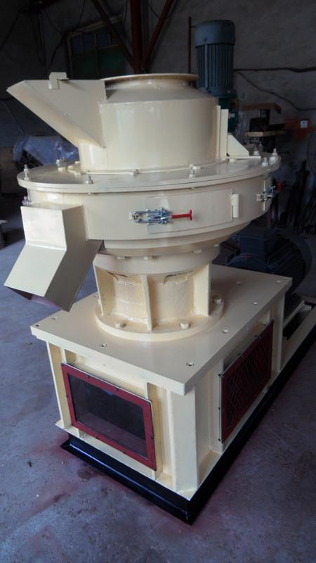 安兴新型立式环模450型***节能木屑颗粒机 秸秆颗粒机木糠