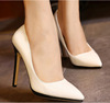2016 New Euro Styles Sexy Fashion Pointed Toe Women shoes size 35-40