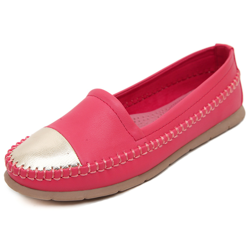 The new 2015 han edition Single shoes doug shoes student flat shoes for women's shoes's main photo