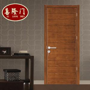中高端房地产装修专用实木门