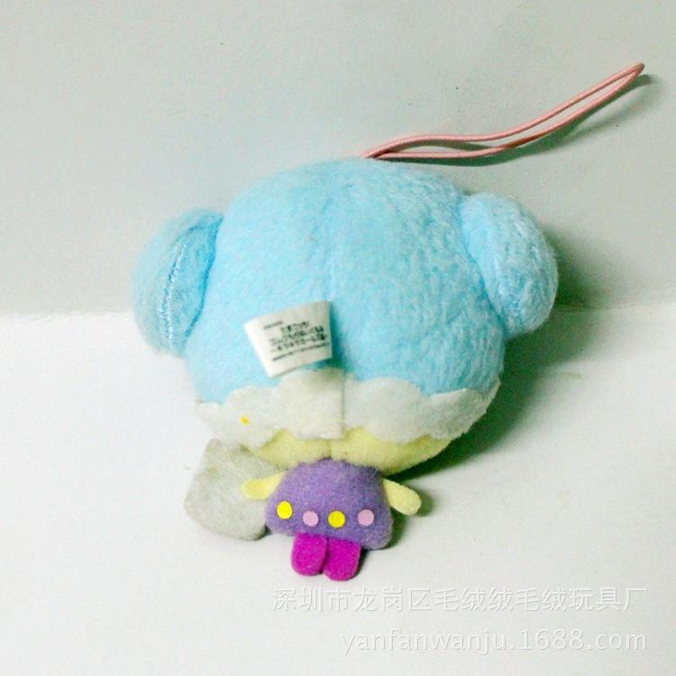 毛绒娃娃来图定制logo 喜庆娃娃毛绒公仔订制 广州毛绒玩具厂家