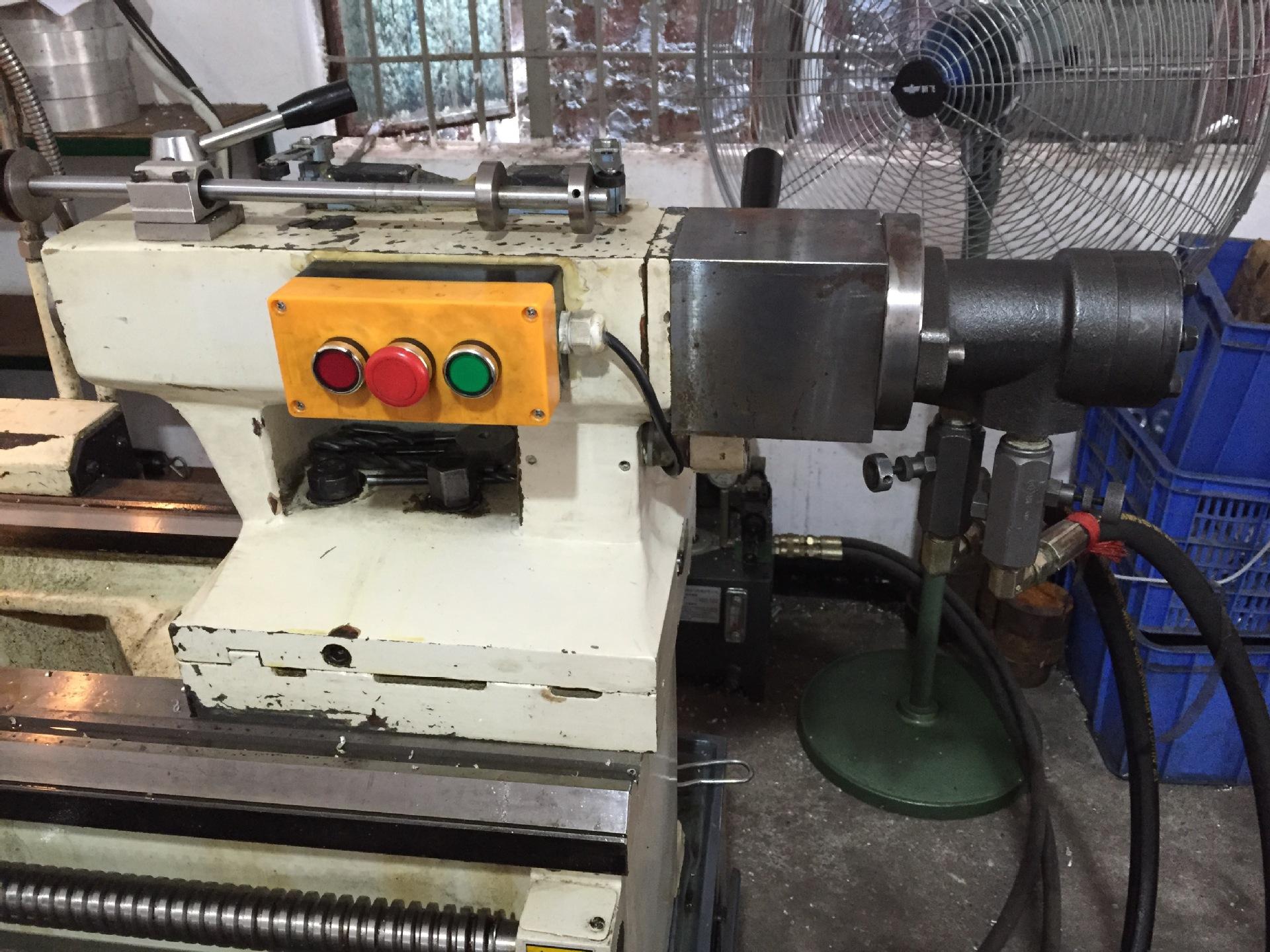 专业加装液压尾座钻孔 经济又实用的自动化一体机图片
