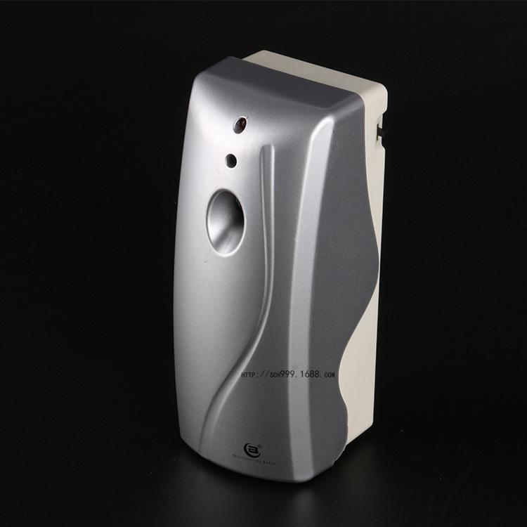 酒店厕所自动喷香机定时飘香机加香机空气清新器香水喷雾器图片