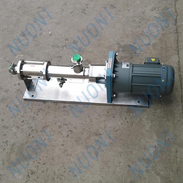 微型螺杆泵小图-4