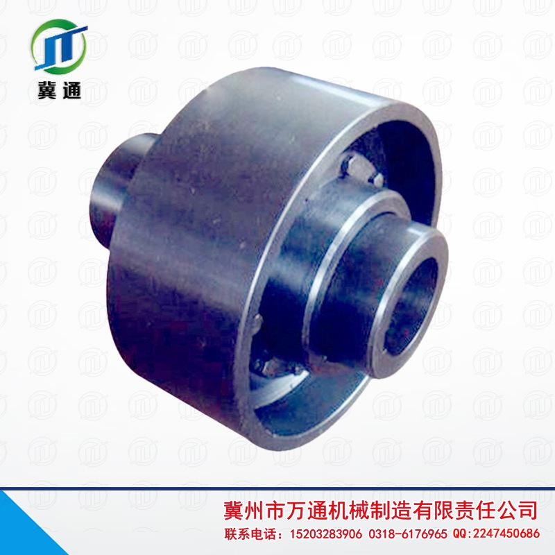 冀州市万通机械 供应 NGCL14型带制动轮鼓形齿联轴器 全型号