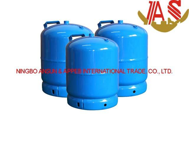 【厂家直批】供应5kg不锈钢螺旋式 高品质 煤气钢瓶 质量保证
