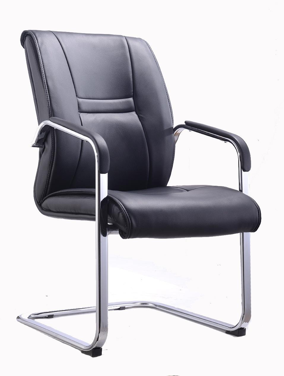 皮弓形椅02系列 武汉弓形椅/电脑办公椅/职员办公椅
