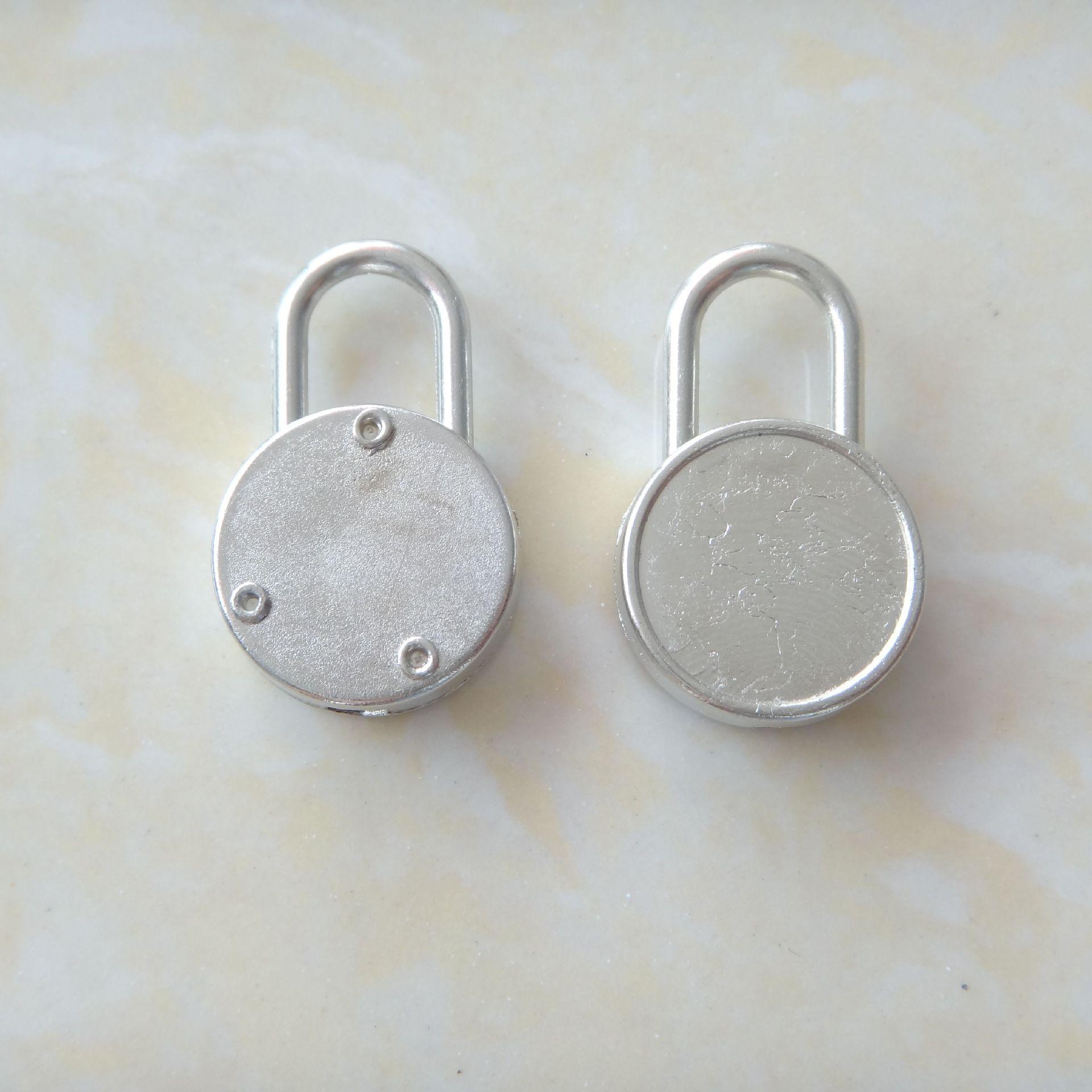 厂家供应日记本挂锁 文具锁 小挂锁 笔记本锁