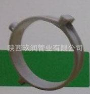 沟槽管件_gcpe沟槽式卡箍连接支架\/管卡d50 沟