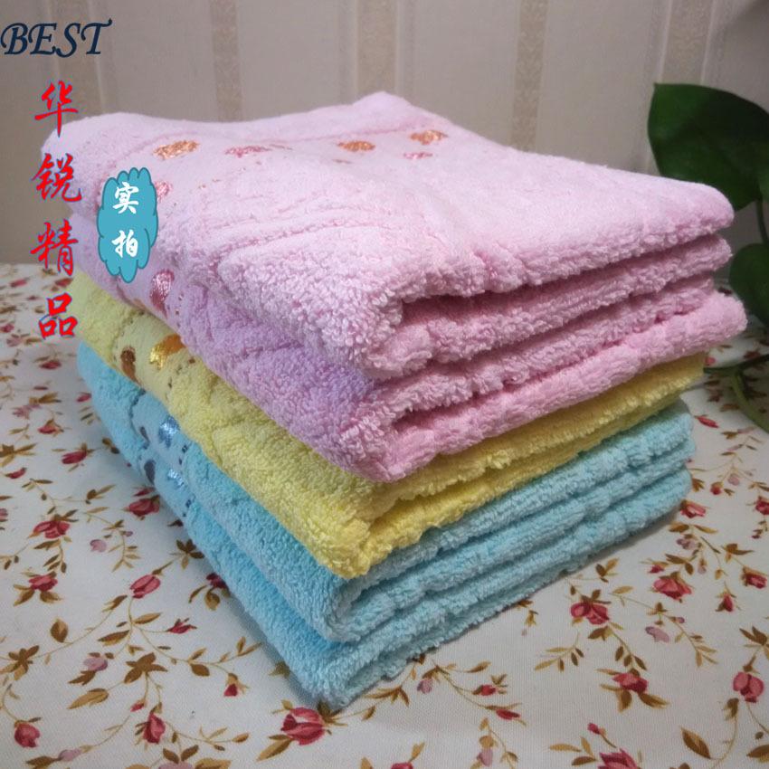 厂家直销 提花小苹果纯棉毛巾 超市高档毛巾 特价毛巾批发
