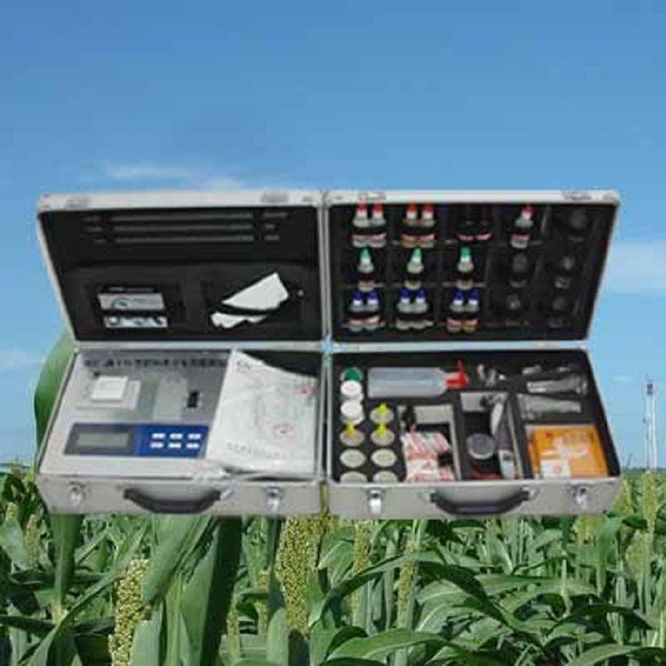 全项目土壤肥料养分检测仪土壤微量元素速测仪测土仪肥料重