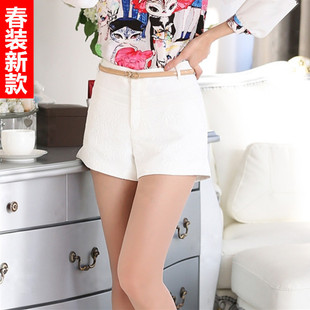 2015 spring new Korean version of cultivating wild shorts shorts casual pants tide a generation of fat factory outlets