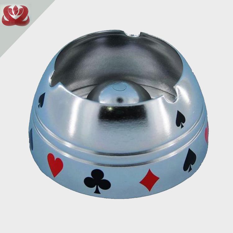 加工定制防风铝型材烟灰缸 专业生产各类型铝合缸批发