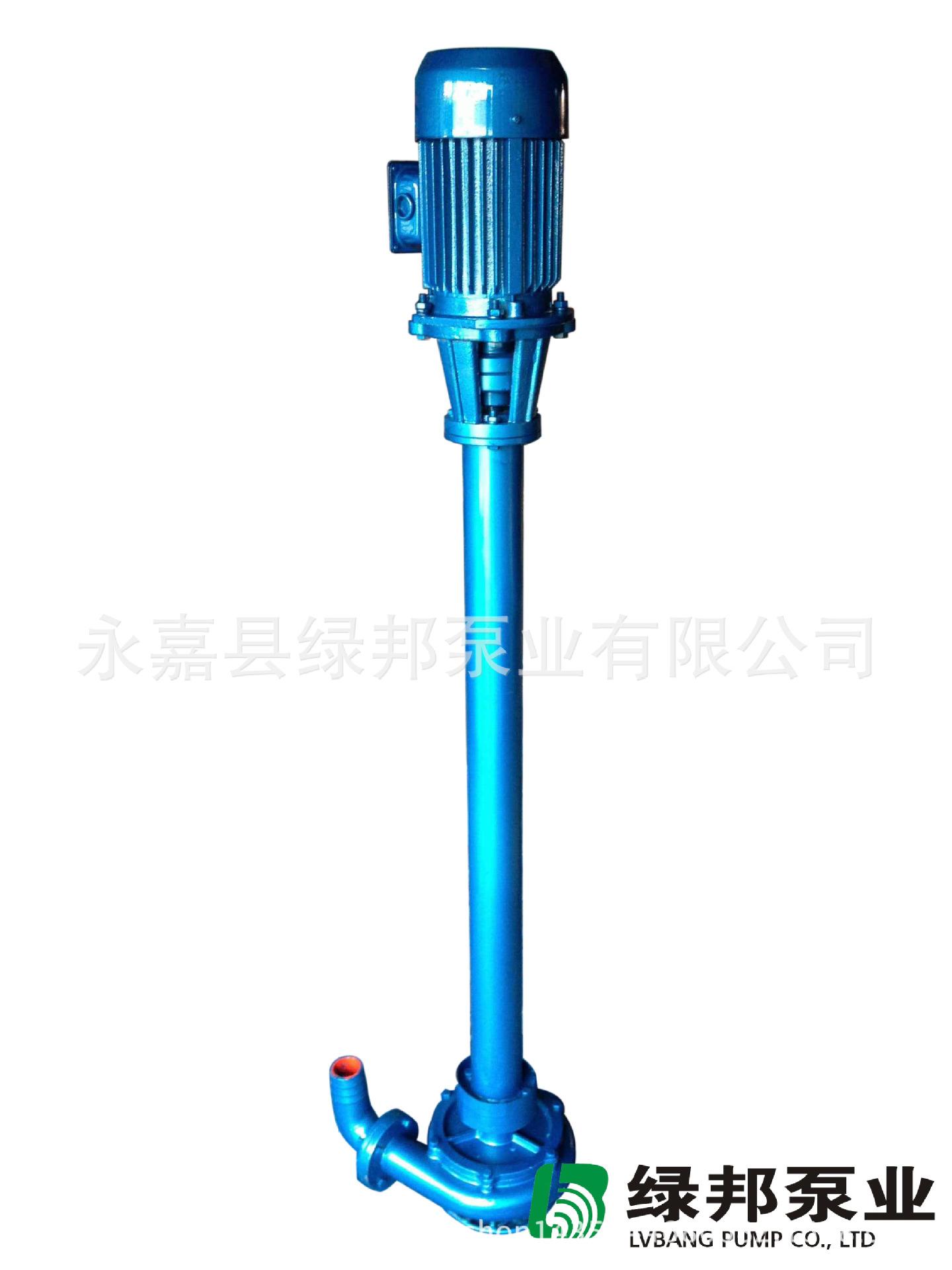 NL液下式污水泥浆泵