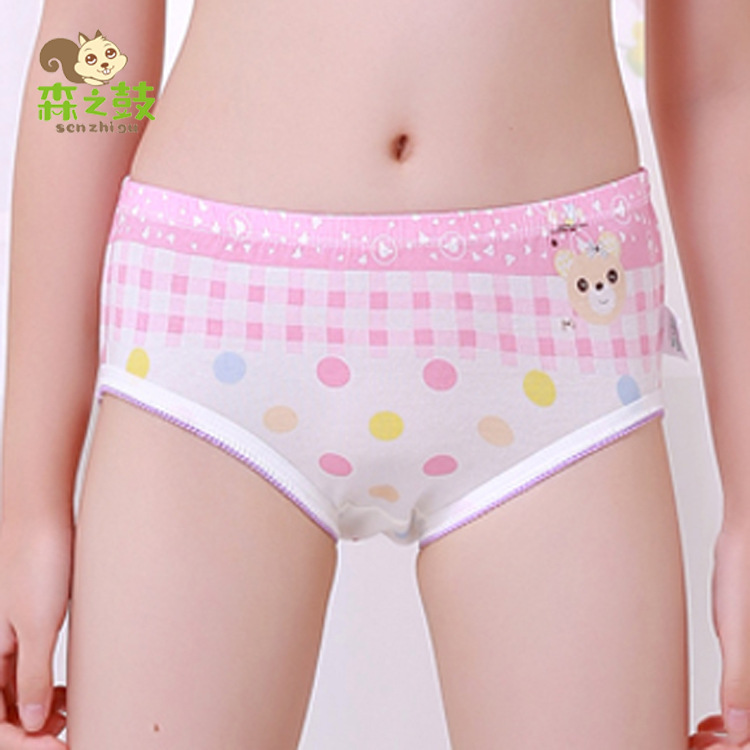 Girls Underwear Briefs | Family Clothes