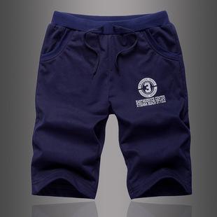 2015夏季时尚五分裤男 韩版男士纯棉短裤 潮流5分裤 男水洗休闲裤