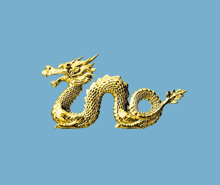 批发精品铜器仿古工艺品青铜百寿龙香炉铜熏香炉摆件设计加工定制