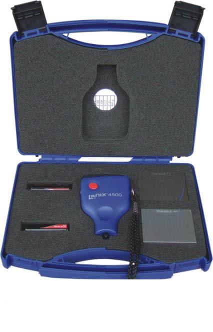 德国尼克斯 4500涂层测厚仪|QNix4500测厚仪