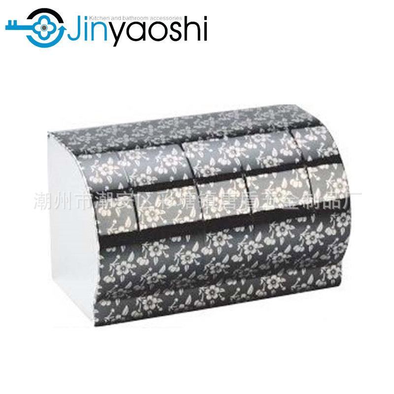 定制不锈钢纸巾盒 厕所纸巾盒 彩钢手纸箱厕所纸巾盒纸巾架图片