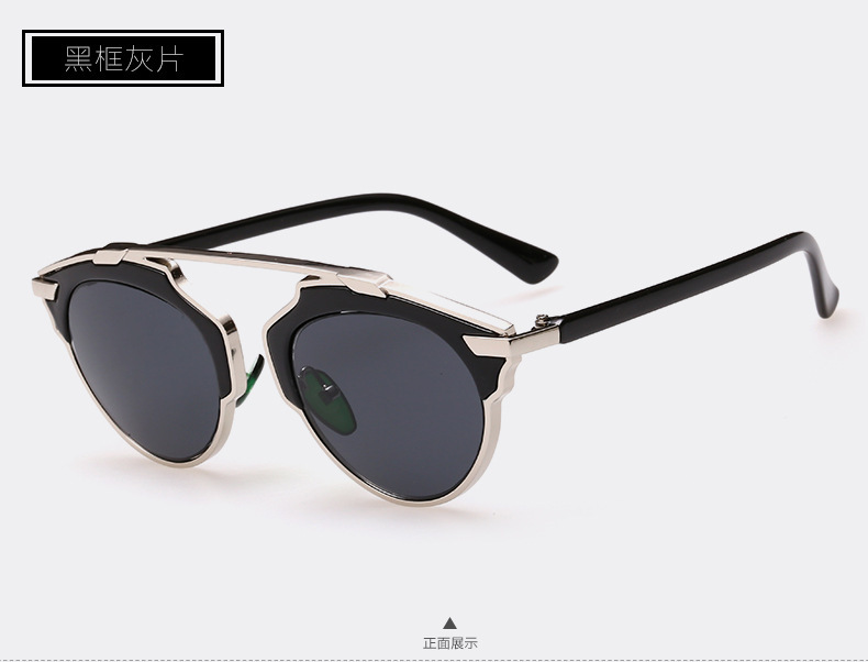 latest eye frames  Luxury Brands Sunglasses Vintage Cat Eye Sunglasses Women ...