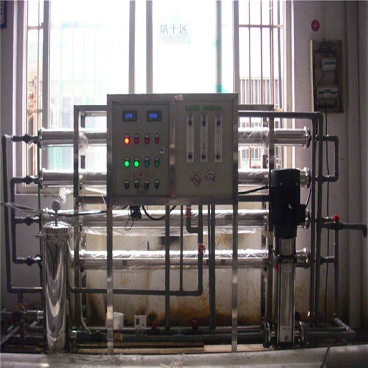 2吨反渗透纯水设备 (10)