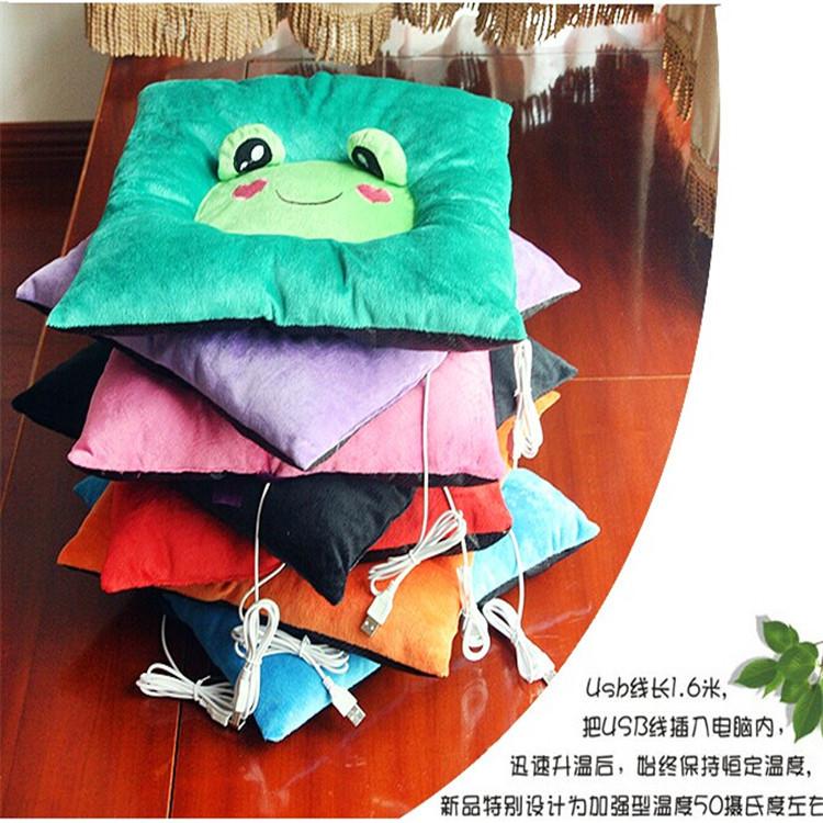 电热垫坐垫办公室椅垫USB加热座垫电热毯暖垫发热垫冬季热卖