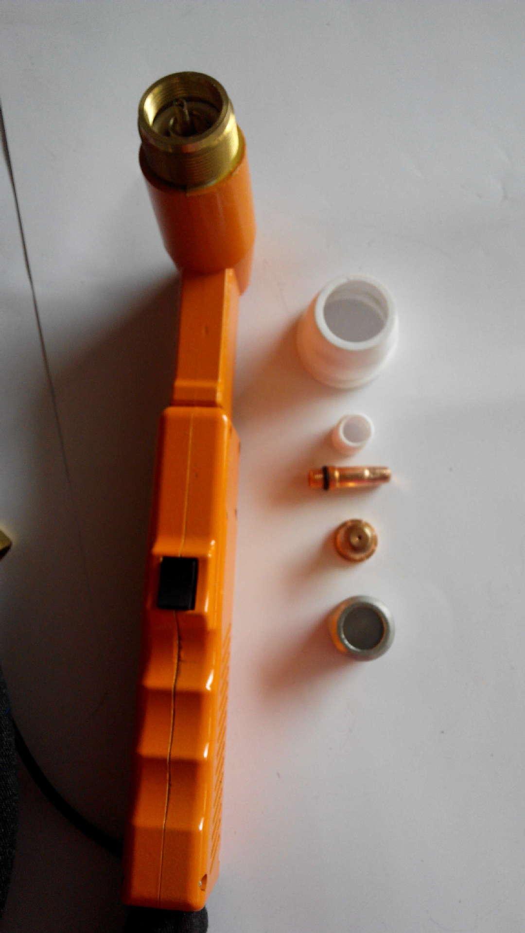 供应各种型号空气等离子割枪头泛洋160 水冷 G160
