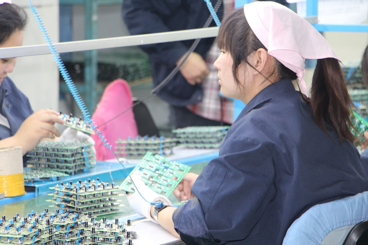 河南电子插件加工 电路板插件加工 PCB来料插件