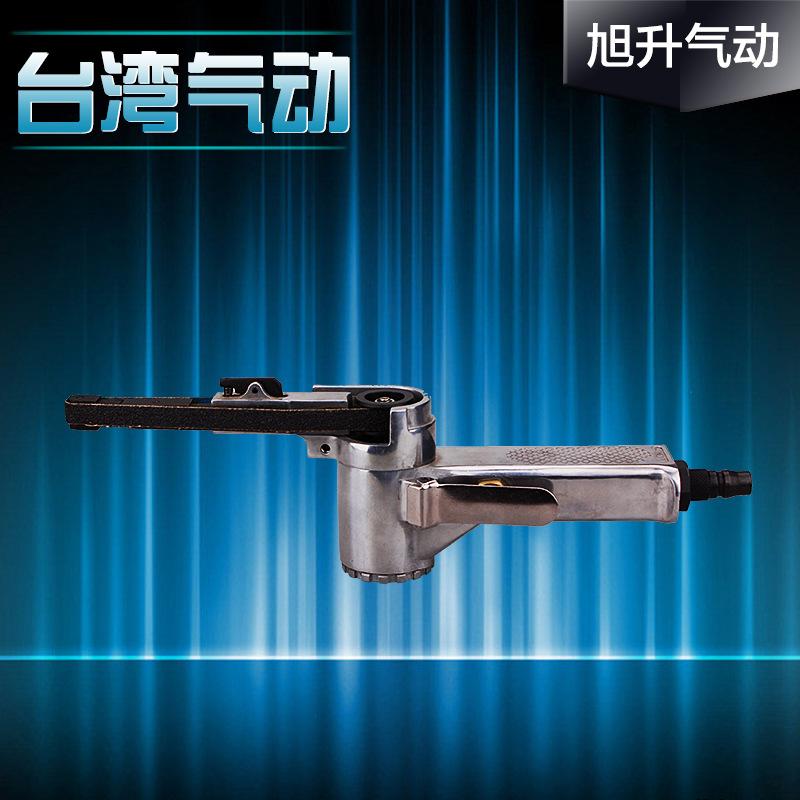 【蓝欧气动】砂带机磨光机气动打磨机直线砂带机10*330mm气