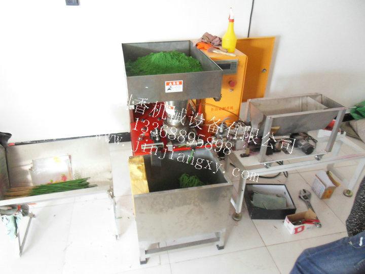 製香膠粉 製香原料 竹簽機 製香機 貴州製香機