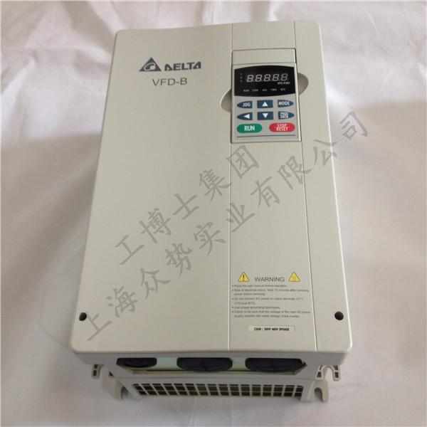 台达变频器VFD007B23A ,0.75kw泛用矢量型,三相200V-230V