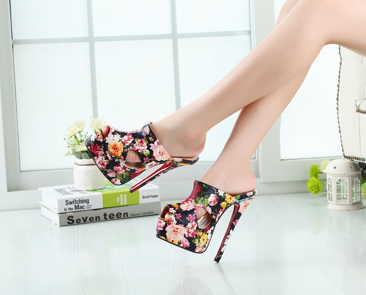CD 40-48 transsexuals yards high heel 16 cm women's shoes's main photo