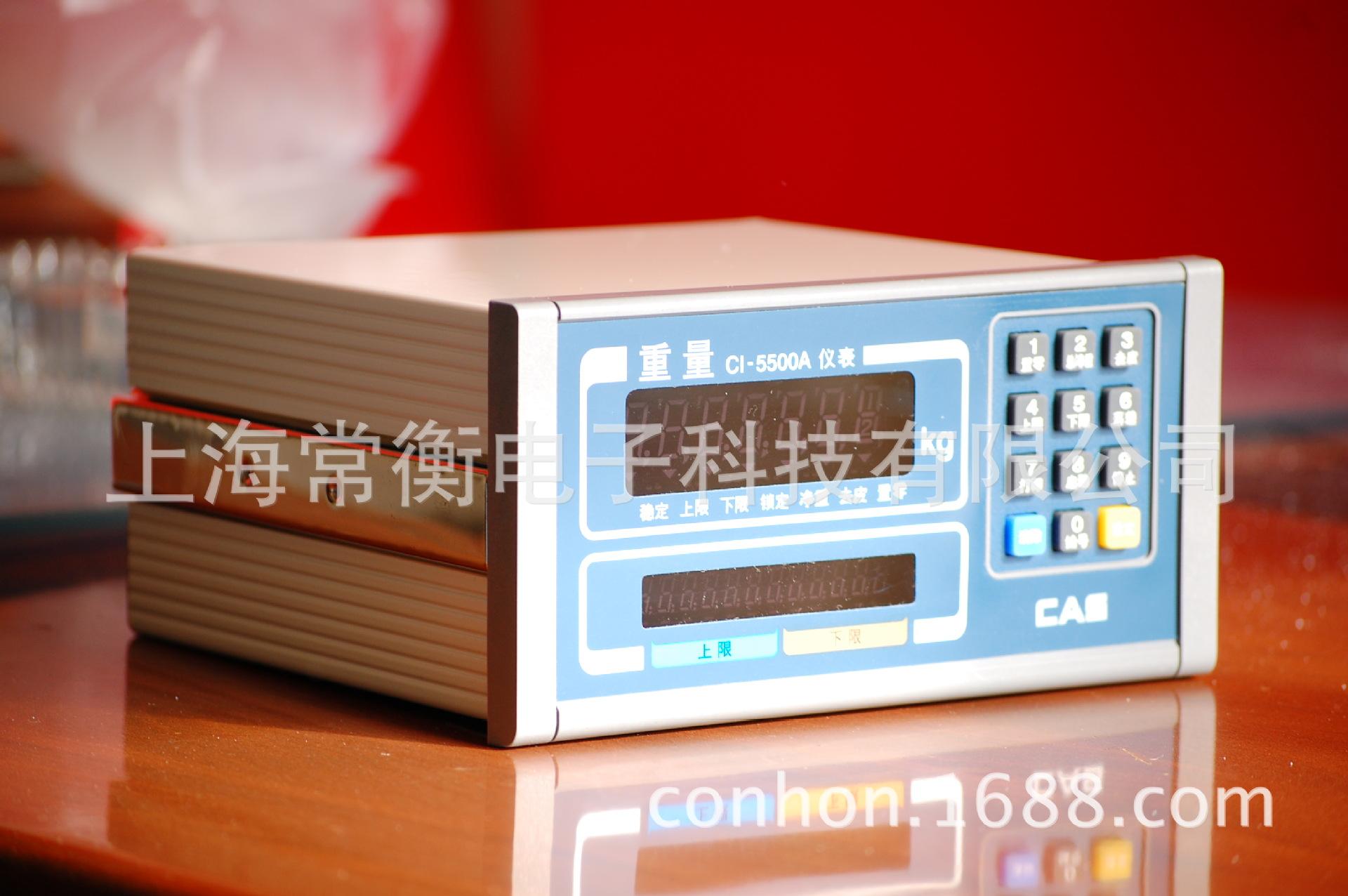 常衡供应韩国CAS/凯士CI-5500A称重控制仪表 混合机称重控制仪表