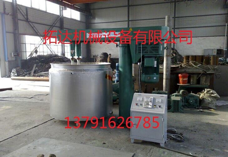 厂家直销 502000L双轴分散机 搅拌机 高速分散机 液压分散机图片