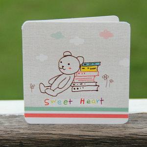 手绘信封贺卡创意迷你节日卡片