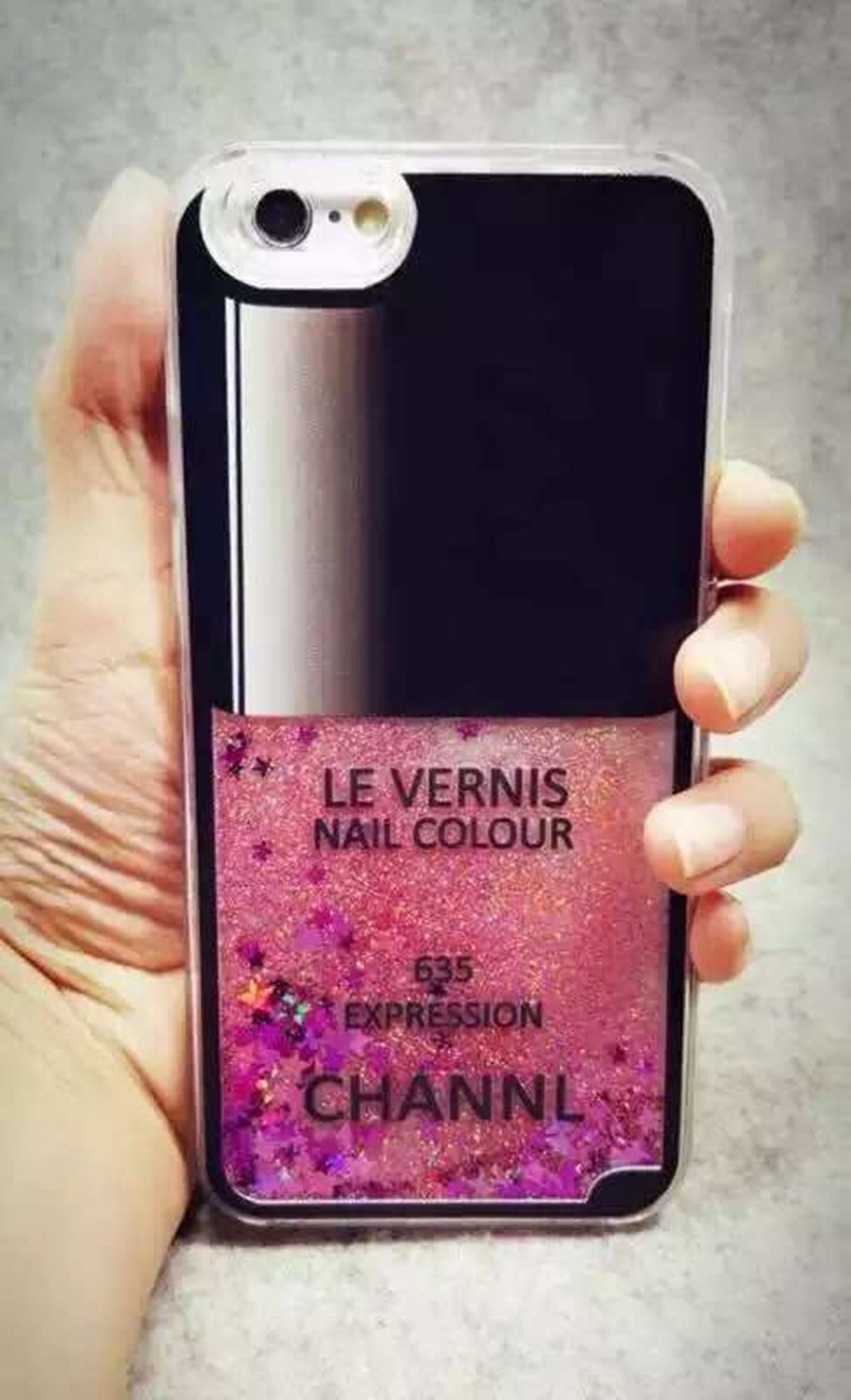 Awesome Chanel Nail Polish Iphone 4 Case Pictures - Nail Art Ideas ...