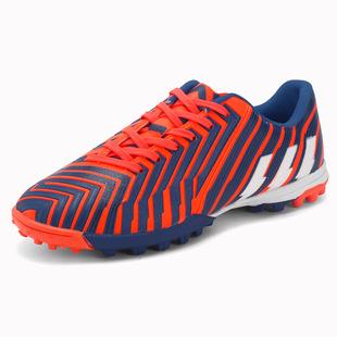 新款童鞋正品儿童足球鞋碎钉TF室内室外训练鞋防滑透气运动鞋批发