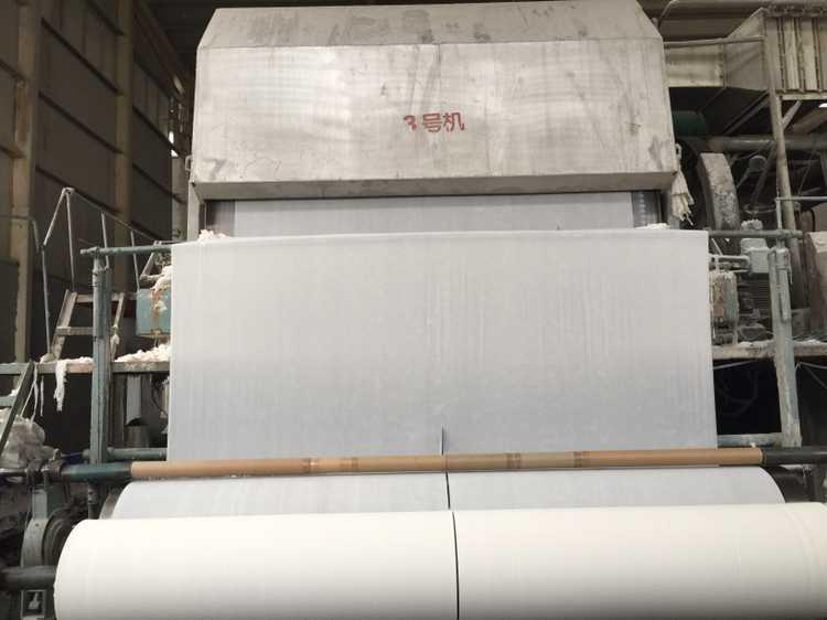 厂家直销半木漿卫生纸 混浆卫生纸 大轴纸
