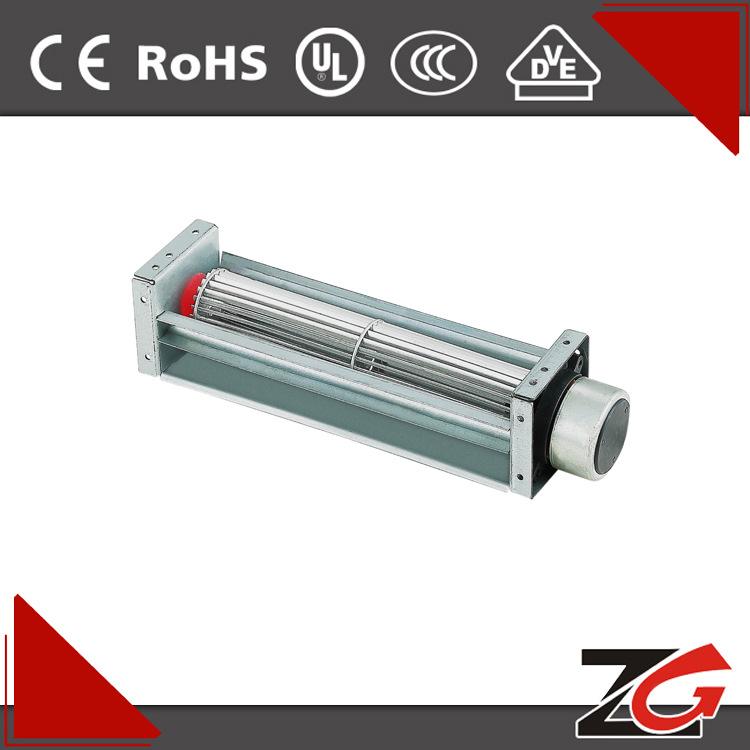 ZGM372530160高品质无刷直流风机 低噪音贯流风机厂家批发图片