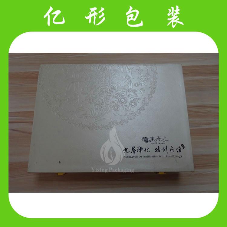 牛皮纸盒 精油 设计